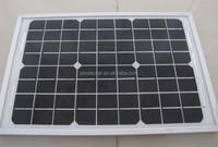 Price per watt!! 40W monocrystalline silicn solar panels, solar power system for home application