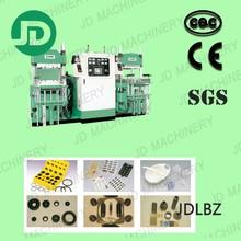 rubber vulcanizing hot press machine
