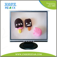 Factory cheap price lcd car monitor 14 inch lcd tv monitor