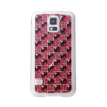 For Samsung Galaxy S5 TPU Slim Case , For Samsung Galaxy S5 Case TPU With Colorful Gem Diamond Phone Case