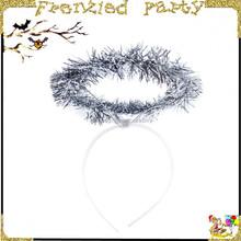 Angel shiny halo plastic headband FGHD-0115