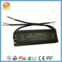 Dali led driver 100w constant voltage dimmable led driver 12v 24v 36v 48v with high power factor