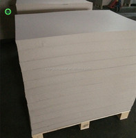 Thickness Paper Double Grey Board Custom 1000 gsm Cardboard