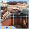 2015 wedding comforter set lastest new design flower floral screen printed bedding set comforter set cotton bed sheets