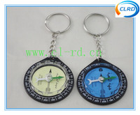Islamic prayer compass Promotion Muslim Key Chain Qibla compass As Gifts