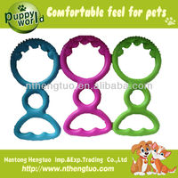natural rubber chew toys for dogs in high quality