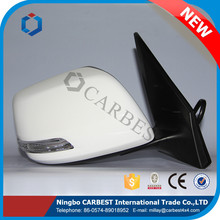 High Quality Best Selling Side Mirror Door Mirror with Light for Toyota Rav4 2014