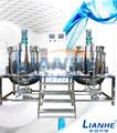 500L detergente líquido tanque de mezcla / champú del tanque de mezcla / lavado de manos jabón líquido que hace la máquina