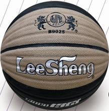 High quality super-sofe moisture-adsorbing PU leather(orange&black) basketball #7