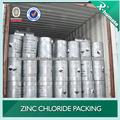 cloruro de zinc 98%min