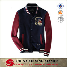 Custom Men baseball black Quilted bomber baseball Satin Varsity Jacket