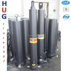 OEM Dump truck hydraulic cylinder used for coal mine transport vehicles