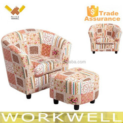 children sofa with fabric material