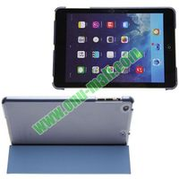 2 in 1 Detachable 3-folding Smart Cover for iPad Mini with Back Protection Case