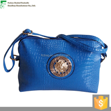 Hot selling contracted durable long strap latest college girls shoulder bags for new products 2016