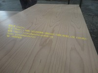 Most profitable business red beech veneer fancy plywood board direct sale