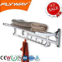 2014 hot sale china manufacturer DTJ29 swivel towel rack
