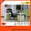 New simple Design L Shape simple Melamine executive Office Desk/table
