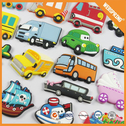 2015 New product 3D magnets innocuous magnets for fridge