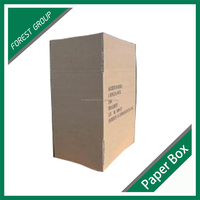 WIDE RANGE STRONG CORRUGATED PAPER REFRIGERATOR PACKING BOX IN FACTORY PRICE