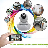 robot baby monitor HD CCTV Camera System Wireless IP Camera System for Home Security System Home Surveillance Cameras