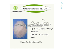 High quality of (-)-COREY LACTONE 4-PHENYLBENZOATE ALCOHOL