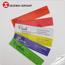 Wholesale 20cm/8Inch PVC Plastic Flexible Rulers