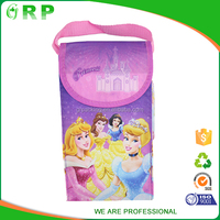 New design ecofriendly pp non woven cute tote bag for school girl