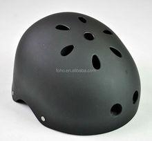 BLACK Bicycle Universal Roller Blade Skateboard Safty Sport Helmet