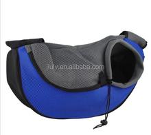 New Sling Backpack Pet Dog Cat Puppy Carrier Mesh Travel Tote Shoulder Pet Dog Cat Puppy Carrier Bag