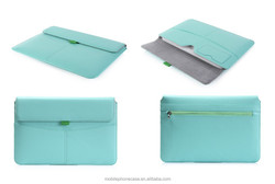 Simple and fashionable laptop sleeve case for Apple New macbook 12inch