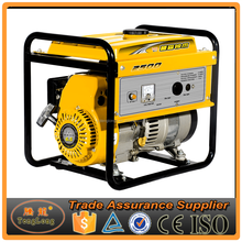 Home Use 2kw Silent Gasoline Generator Set With Spare Parts