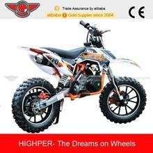 Gas powered dirt bike(DB710)