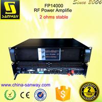 Amplifier HF Speaker RF Power Amplifier Module FP14000