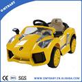 bebé eléctrica de plástico baratos de coches de juguete