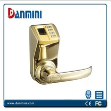 Biometric Fingerprint waterproof biometric door lock Adel 3398