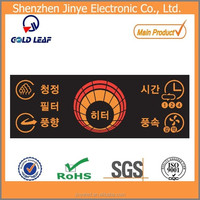 Full color microwave oven led display screen