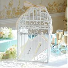 Wholesale White Decorative Metal Bird Cages