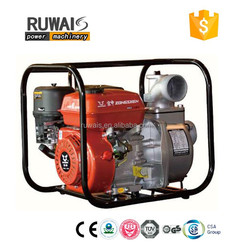 China high lift 5.2HP portable high pressure water pump for agricultural irrigation, water supply , drainage , excavator