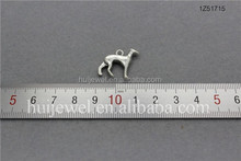 20mm metal dog pendant alloy dog pendant