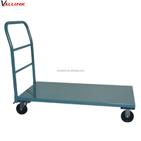 powder coating steel platform collapsible rolling cart