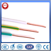 House wiring electrical cable 8mm copper wire with factory price