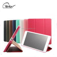 Huihuang Professional flip leather for apple ipad air designer cases/fashion design for apple ipad air 5 cases