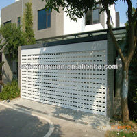 Automatic Aluminum Rolling Gates