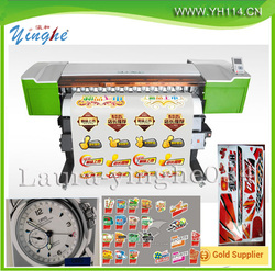 China best quality DX5 Print and Cut printer for Sticker Easy Use printing and cuting machine