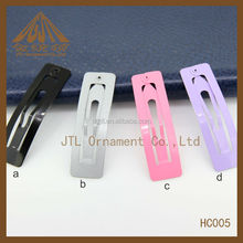 Wholesale Hairpin Bobby Pin Colorful Hair Styling