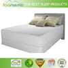 bamboo beautiful cover Vaccum packed latex mattress supplier