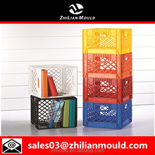 Best Selling Products Plastic Injection Dairy Crate Mould by China supplier