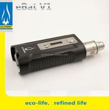 wholesalers china watt adjustable mod ECOSMO eBat v1 box e cigarette
