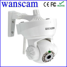 New&Hot Wanscam CMOS Speed PT PanTilt Wide Angle Nightvision Infrared IR LED Video Recorder IP Camera Webcam For Iphone&Andriod